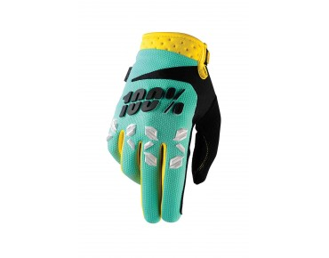 100% AIRMATIC gloves mint