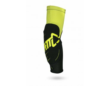 LEATT 3DF 5.0 elbow protectors lime/black