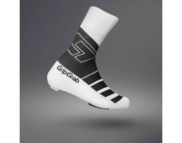 RACE AERO TT overshoes black-white