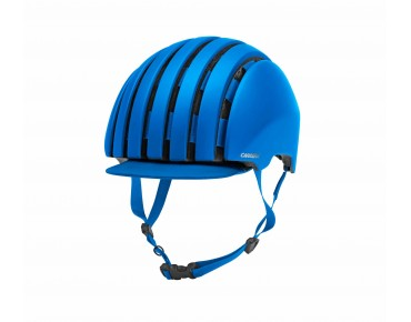 CARRERA FOLDABLE CRIT helmet blue matte