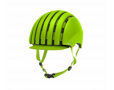 CARRERA FOLDABLE CRIT helmet lime matte