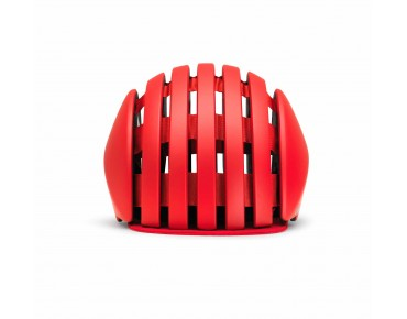 CARRERA FOLDABLE CRIT helmet red matte