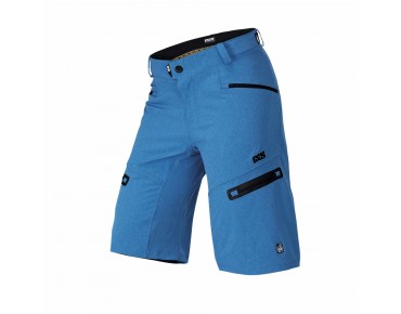 IXS SEVER 6.1 cycling shorts fluor blue