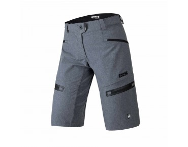 iXS SEVER 6.1 women's shorts graphite