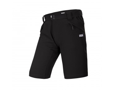 iXS VAPOR 6.1 bike shorts incl. inner shorts black