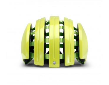 CARRERA FOLDABLE BASIC helmet lime