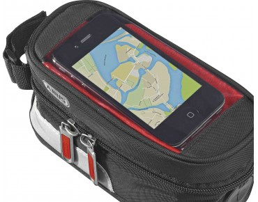 ABUS ORYDE ST 2230 smartphone top tube bag black