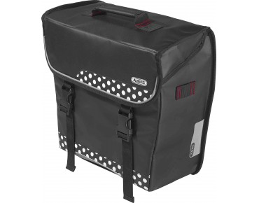 ABUS BASICA ST 5500 KF single pannier black