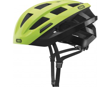 ABUS IN VIZZ ASCENT racehelm green  comb