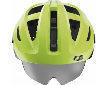ABUS IN VIZZ ASCENT Rennradhelm green  comb