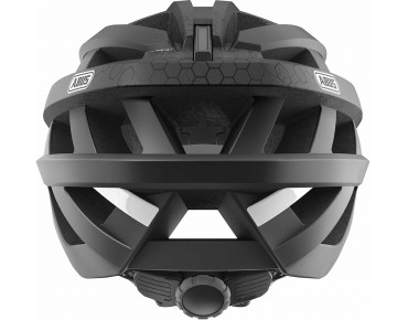 ABUS IN VIZZ ASCENT Rennradhelm velvet black