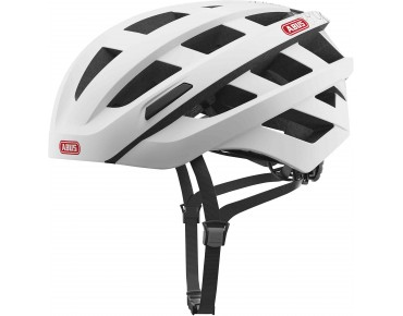 ABUS IN VIZZ ASCENT road helmet polar matt