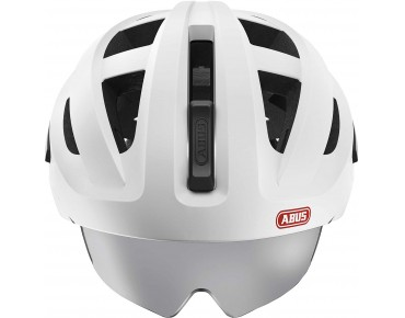 ABUS IN VIZZ ASCENT racehelm polar matt