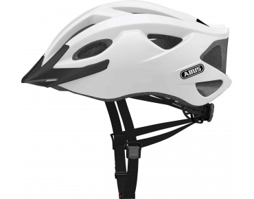 ABUS S-CENSION helmet polar white