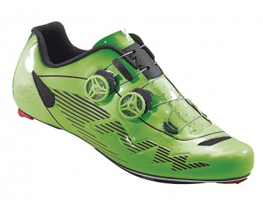 NORTHWAVE EVOLUTION PLUS road shoes green fluo