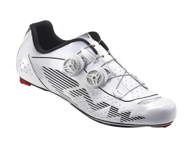 NORTHWAVE EVOLUTION PLUS - scarpe bici da strada white
