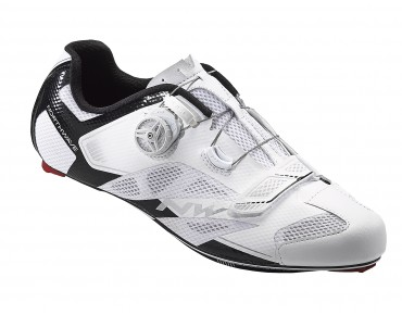 NORTHWAVE SONIC 2 CARBON road shoes white/black