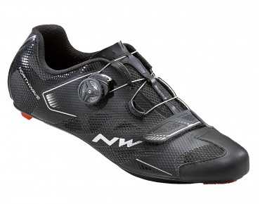 NORTHWAVE SONIC 2 PLUS Rennradschuhe black