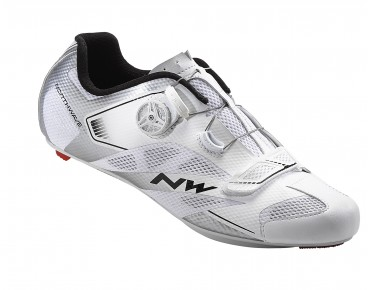 NORTHWAVE SONIC 2 PLUS road shoes white/silver