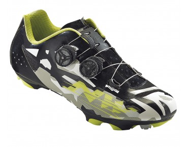 NORTHWAVE BLAZE PLUS MTB shoes camo/black