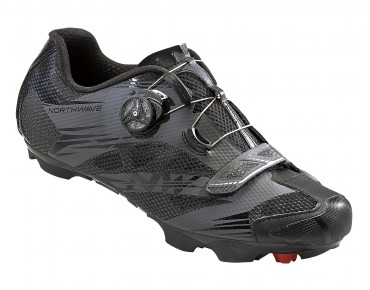 NORTHWAVE SCORPIUS 2 PLUS MTB-Schuhe black/anthra