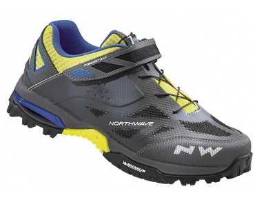 NORTHWAVE ENDURO MTB/trekking shoes anthra/yellow fluo