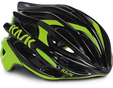 KASK MOJITO road helmet black/green