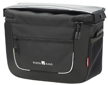 KLICKfix AVENTOUR handlebar bag incl. adapter black