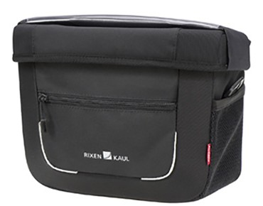KLICKfix AVENTOUR PRO handlebar bag incl. adapter black