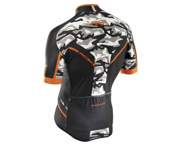 NORTHWAVE BLADE AIR jersey camo/orange/fluo