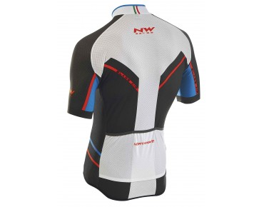 NORTHWAVE BLADE AIR Trikot white/black