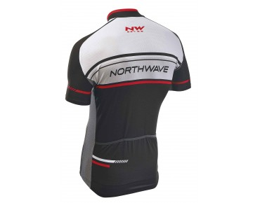 NORTHWAVE LOGO 2 jersey black-white