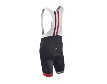 NORTHWAVE LOGO 2 Trägerhose black/red