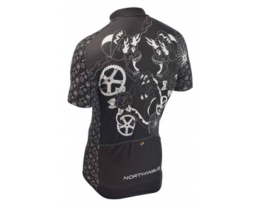 NORTHWAVE TATTOO 2 Trikot black