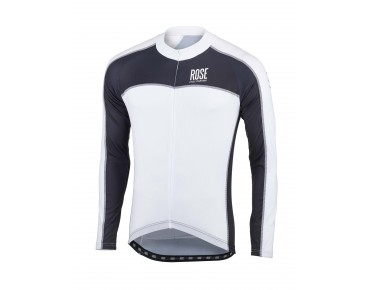 ROSE DESIGN IV long-sleeved jersey black/white