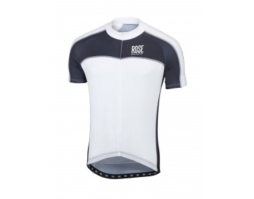 ROSE DESIGN IV short-sleeved jersey black-white