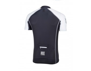 ROSE DESIGN IV short-sleeved jersey black