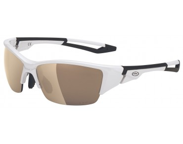 NORTHWAVE EVOLUTION PHOTOCHROMIC - occhiali fotocromatici white/black