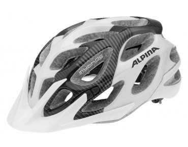 ALPINA MYTHOS L.E. MTB helmet black/white 2016
