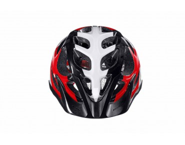 ALPINA MYTHOS MTB-helm black/white/red