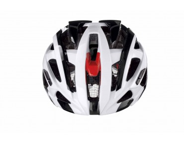 ALPINA VALPAROLA RC road helmet black/white/red