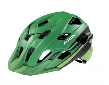 ALPINA YEDON LE Helm green/black