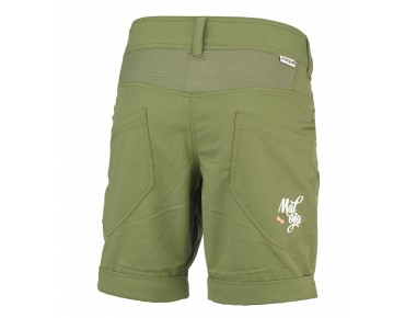 maloja ChristyM. women's shorts avocado