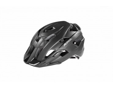 ALPINA YEDON LE CITY helmet black reflective