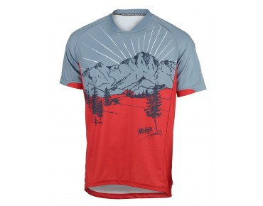 maloja JeffM. bike shirt flame