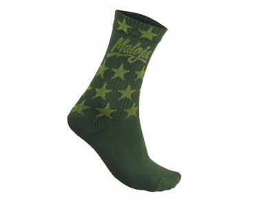 maloja DarrenM. Mid socks avocado