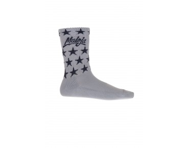 maloja DarrenM. Mid socks smoke