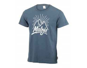 maloja FrankM. T-Shirt nightfall