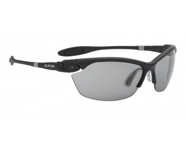 ALPINA TWIST THREE 2.0 VL glasses black matt/variflex black