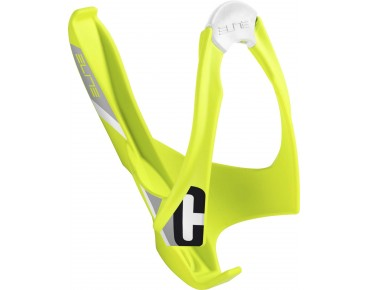 Elite Cannibal bottle cage fluorescent yellow